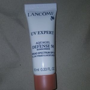 Lancome sunscreen defense 50